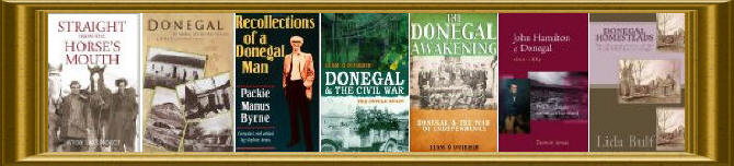 County Donegal Books Authors