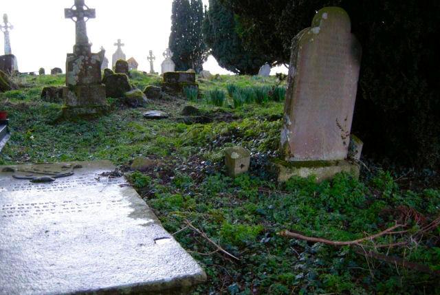 Photographs Of Old Clonleigh Graveyard Clonleigh Co Donegal